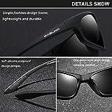 FAGUMA Polarized Sports Sunglasses For Men Cycling