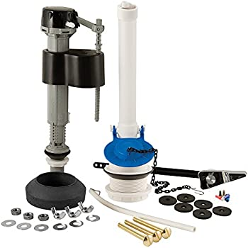 plumbcraft 7029000 complete toilet repair kit universal. Black Bedroom Furniture Sets. Home Design Ideas