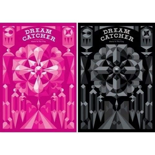 Dream Catcher - [Alone in The City]3rd Mini Album 2 Ver Set CD+PhotoBook+Card+Sticker+Pre-Order K-POP Sealed