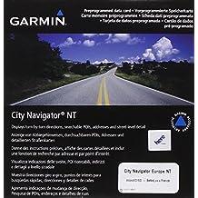 Garmin City Navigator Europe NT mapa de navegador - Mapas para navegador (Benelux&France CNE NT)