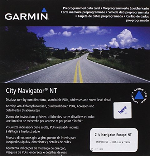 (Garmin City Navigator Europe NT -)