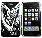 Apple iPhone 3G / 3GS Single/1 Piece Kali DSH40 1993 Hard Case/Cover/Faceplate/Snap On/Housing/Protector