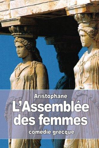 L'Assemblée des femmes por Aristophane