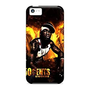fenglinlinShock-dirt Proof 50 Cent Cases Covers For iphone 6 4.7 inch
