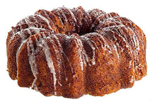 Dulcet Gourmet Apple Bundt cake - For Dessert. Top gift Idea, Unique Housewarming, Family & Thank You Gift. Unique gift!