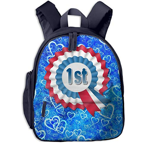 Awards Navy Ribbon - Eowlte Award Ribbon Children's Bags Navy One Size