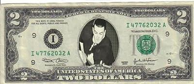 Toronto Dave Keon $2 Dollar Bill Mint! Rare! $1