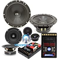 CL-632 - CDT Audio 6.5 / 3 200W RMS 3-Way Classic Series Component Speakers System