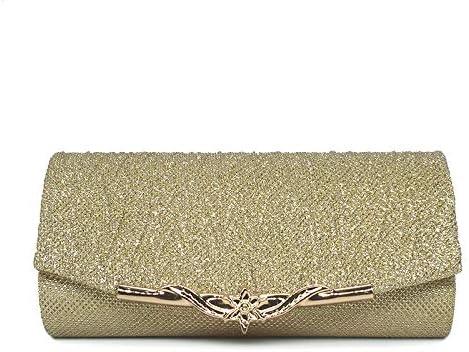 Women Evening Bag 2018 Party Banquet Glitter for Girls Wedding Clutches Handbag Chain Shoulder Bags