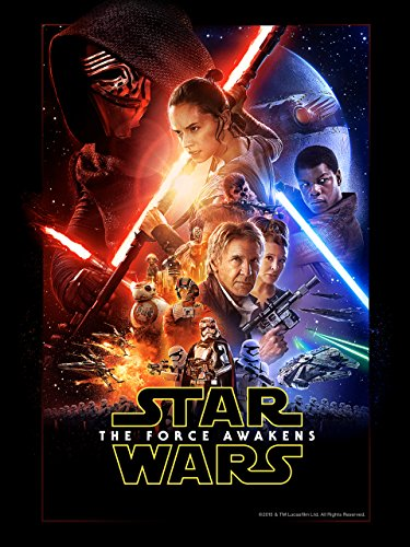Star Wars: The Force Awakens part of Star Wars