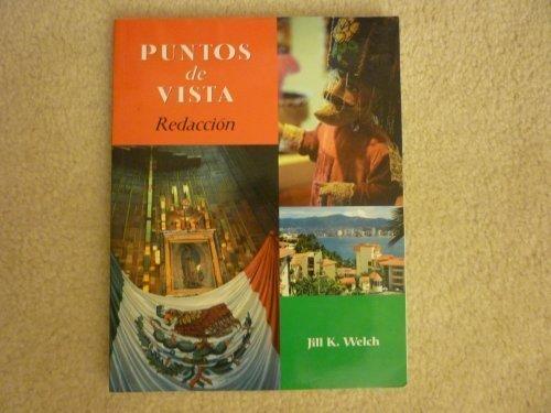 Puntos de Vista, Redaccion (Genre-Based Composition in Spanish)