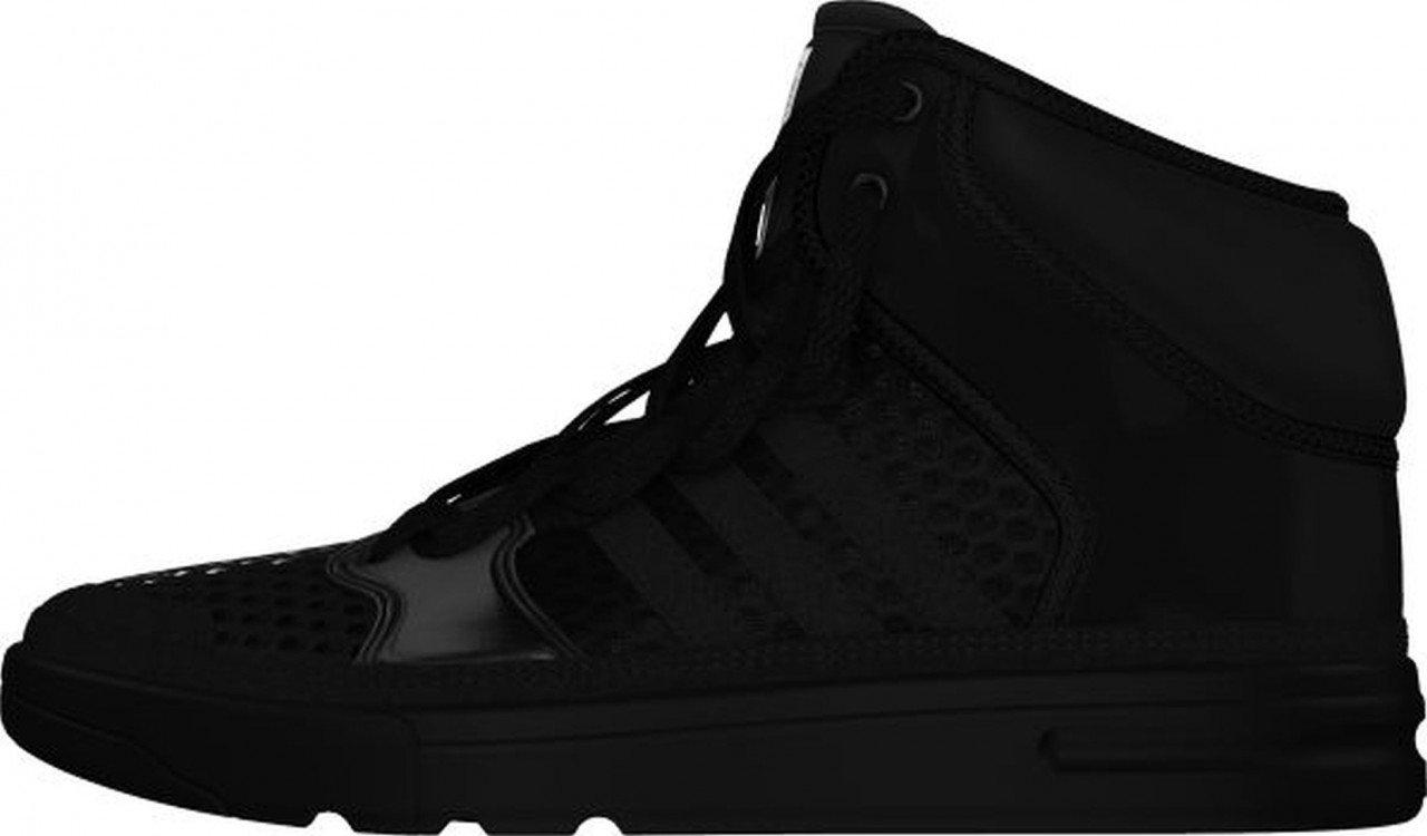 Adidas Irana, Stellasport-negro / rojo, 5,5 nosotros 40.67 EU|negro