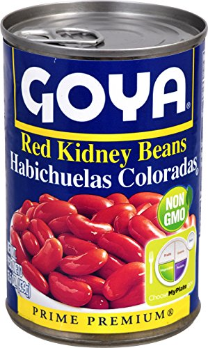 Goya Foods Red Kidney Beans, 15.5-Ounce (Pack of -