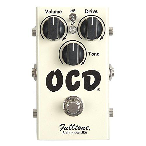 Fulltone OCD Obsessive Compulsive Drive Pedal by Fulltone
