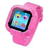 Game Smart Watch for Kids, Kids Smartwatch, Girls Boys Smart Watches with Digital Camera Children's Smart Wrist Kids Gifts Learning Toys (Pink)