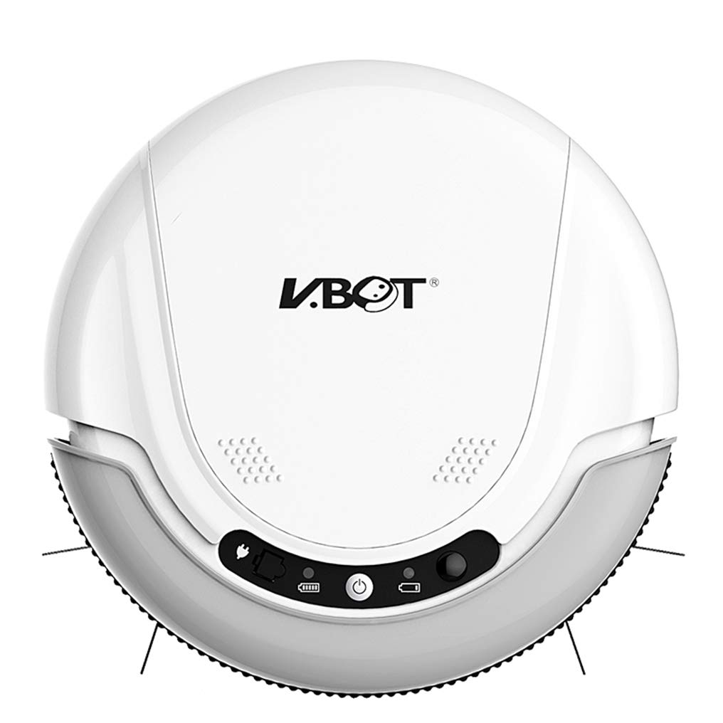 RLUJIUSR Robot Aspirador Sensores De Anti-caída Succión Potente ...