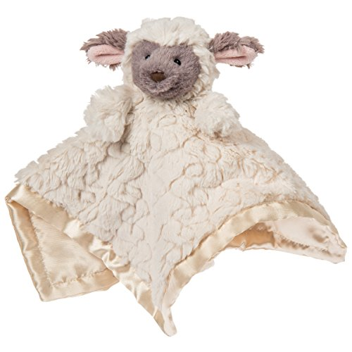 Mary Meyer Putty Nursery Character Blanket, Lamb