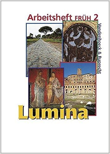 Lumina Arbeitsheft FRUH 2: Zu Den Lektionen 13-26