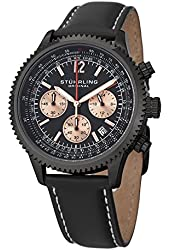 Stuhrling Original Men's Chronograph Watch