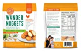 Wundernuggets - Gluten & Grain Free Rosemary Chicken with Veggies and Whole Grains - Pack of 6 Bags (14-16 wundernuggets in each bag) - Free of All Top 8 Allergens