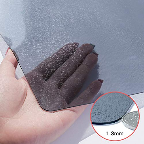 Hongsebuyi Tischdecke PVC Transparent Weichplastik Tischdecke Antifouling Verbrühungsschutz Tee Tischdecke Kaffee Tischdecke Dicke 1,3 MM (größe   70×140 cm) B07MKRLC7K Tischdecken ein guter Ruf in der Welt     | Deutschland München