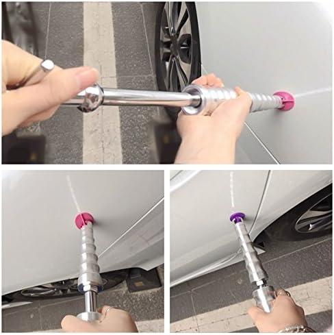Shitongda New Hot PDR Paintless Dent rimozione strumento di riparazione per auto Ventosa per rubinetto martello scorrevole pistola per colla stick Pro tirando linguette kit