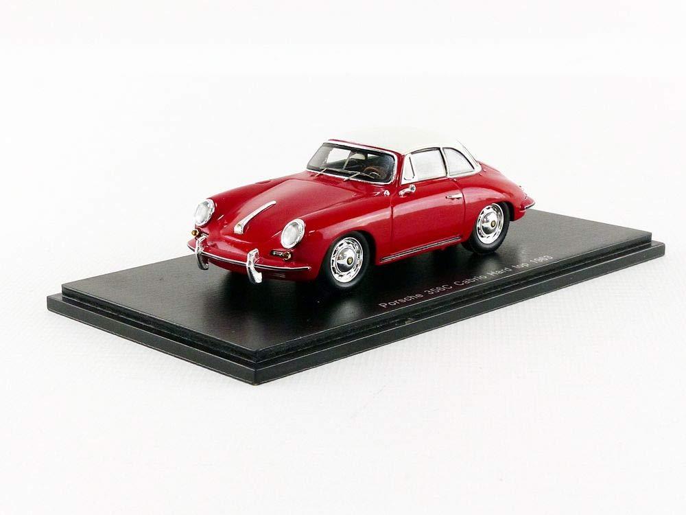 Spark Miniaturauto zum Sammeln S4922, Rot Weiß B07GC21FGR Wasserfahrzeuge Qualität und Verbraucher an erster Stelle     | Ausgang
