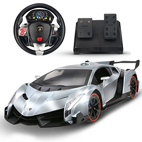 Video Review Holy Stone Rc Car Lamborghini Veneno 1 14 Scale