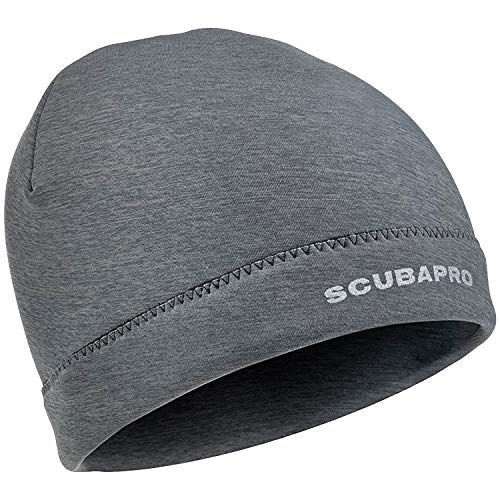 Scubapro Beanie 2mm - Gray (Large/X-Large, Gray)