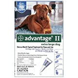 Advantage II 12pk Dog Over 55 lbs