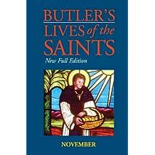 Butler's Lives of the Saints: November