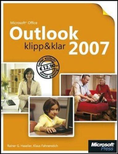Microsoft Office Outlook 2007 - klipp & klar