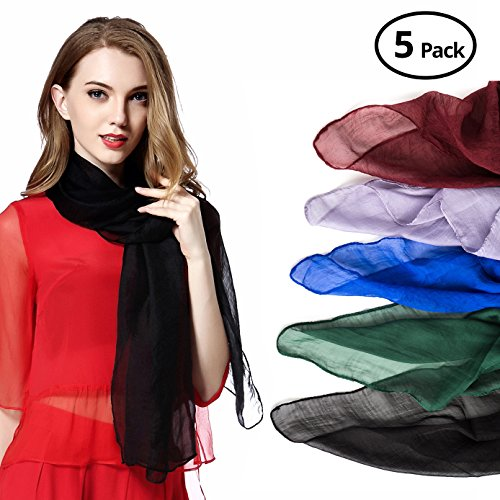 Friends Silk Scarf - 3