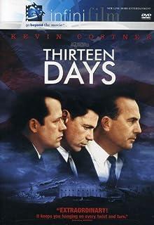 thirteen days book review