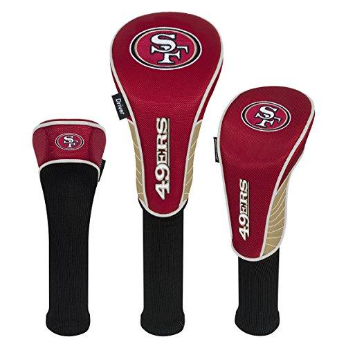Team Effort NFL San Francisco 49ers Set of Three -