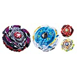 Takaratomy Beyblade Burst B-98 God Customize Booster Set of 4 Spin Tops