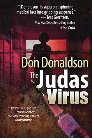 book cover of The Judas Virus