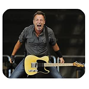 Bruce Springsteen Rock Superstar Best Artist Personalized Rectangle Mouse Pad