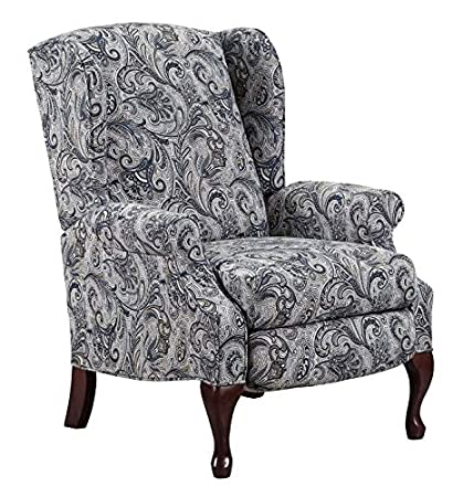 Wondrous Amazon Com Lane Hampton High Leg Wing Back Recliner In Pdpeps Interior Chair Design Pdpepsorg