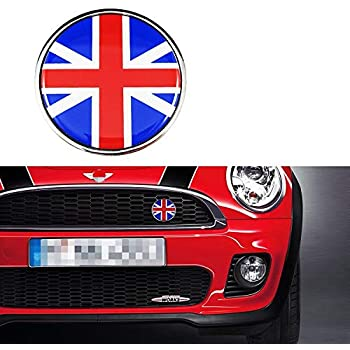 Auto Metal Red S for Mini Cooper S Front Grille Grill Badge Emblem cat1986cat1986b1194