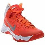 Nike Zoom Hyperquickness Mens Basketball Shoes ~Size 13~ Orange ~ 599420-800