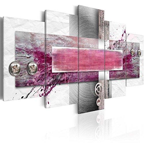 murando - Cuadro en Lienzo 100x50 - Impresion de 5 Piezas Material Tejido no Tejido Impresion Artistica Imagen Grafica Decoracion de Pared Abstracto 020101-187