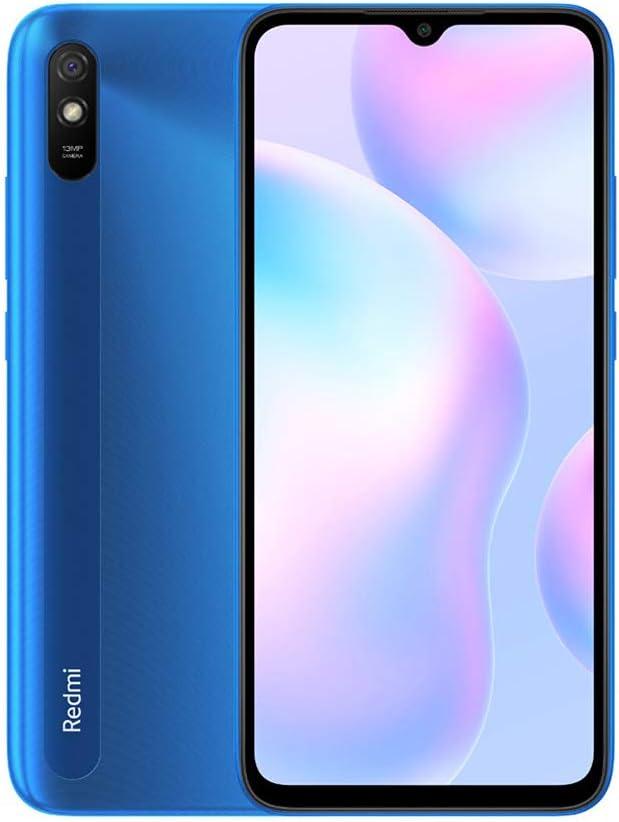 Xiaomi Redmi 9A - Smartphone 32GB, 2GB RAM, Dual Sim, Sky Blue