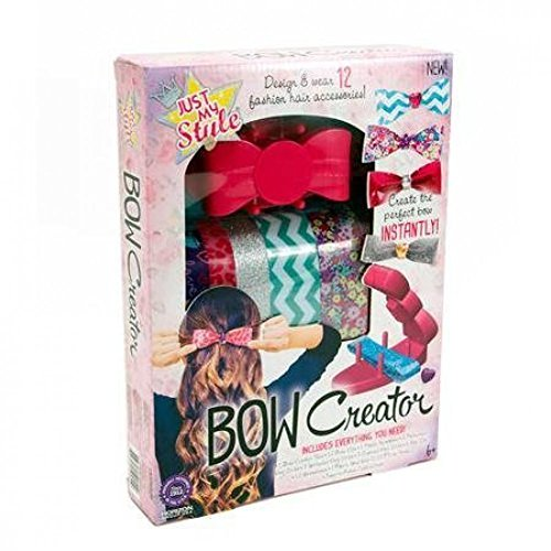 Just My Style Beautiful Bow Creator Kit