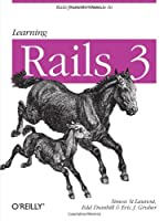 Learning Rails 3 Front Cover