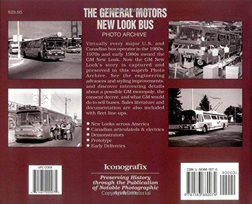 The General Motors New Look Bus Photo Archive: John H  McKane