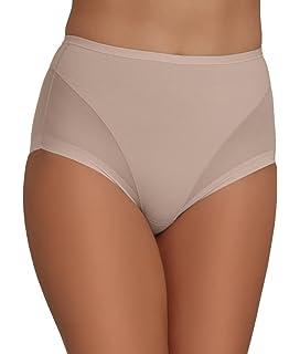 9b3fb05c6d6c2 Amazon.com  Mae Women s Everyday Smoothing Shapewear Brief  Clothing