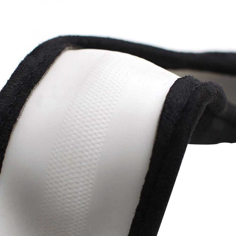 Volante Calefaccion Everpertuk Calentador Universal de la Cubierta del Volante del Coche con Calefacci/ón El/éctrica de 38cm 12V para Accesorios Interiores de Autom/óviles de Invierno
