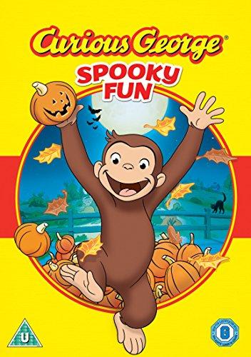 Curious George Spooky Fun [DVD]