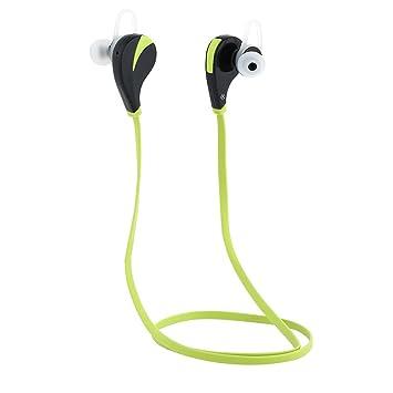 PANMARI Caliente-vendiendo G6 Cuello-correa-Sweat prueba auriculares inalámbricos estéreo Bluetooth 4.0 + EDR del auricular con micrófono para teléfonos ...